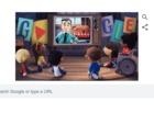 Google honors Mr. Rogers