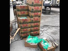 $18M in cocaine arrives at prison — in bananas