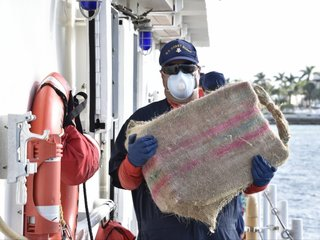 Coast Guard seizes $47M worth of illegal drugs