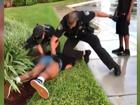 Video: Officer hits 14-year-old during arrest