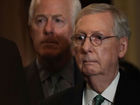 Watch: McConnell confronted in restaurant