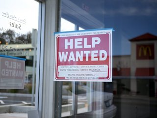 US economy added more jobs than expected in Oct.