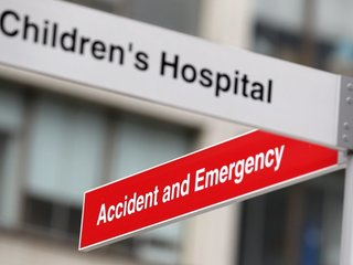 Child mental health-related ER visits are up