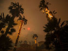 Why the Cali. wildfires are spreading so quickly