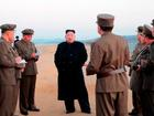 North Korea test new 'high-tech' weapon
