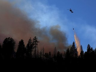 Unlike CA, Finland's Climate Helps Stop Fires
