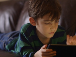 Study shows impact of tech on kids