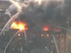 Philadelphia fire: Hours-long blaze injures 2