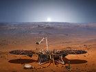 NASA records sound from Mars